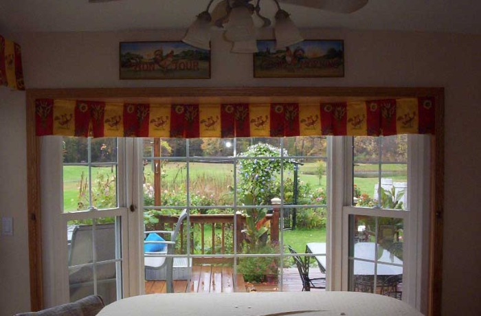 Pleated Valances